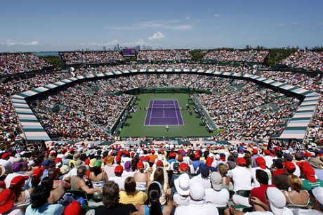 Sony Open Tournament Miami