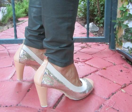 crop shoe
