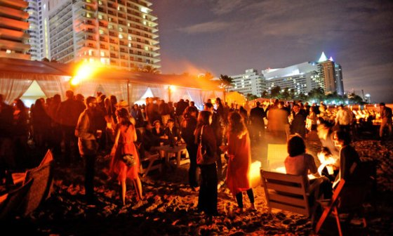 party soho beach house
