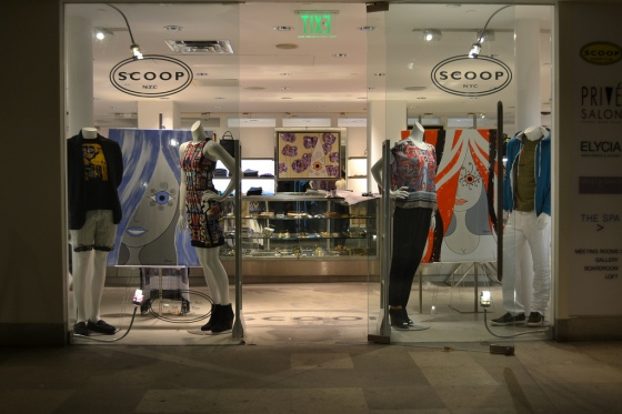 Scoop-store